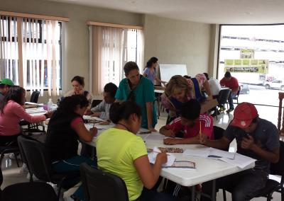 Centro de Apoyo Educativo para Alfabetizacion - Creciendo Juntos Puebla