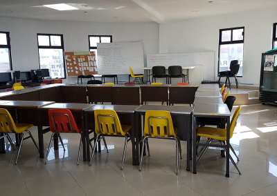 Salón de Clases - Creciendo Juntos Puebla